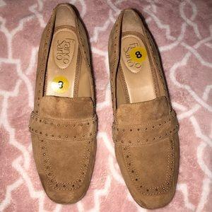 Franco Sarto square heel shoe